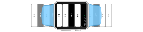 RemokonWatch-Keyboard-horizontal